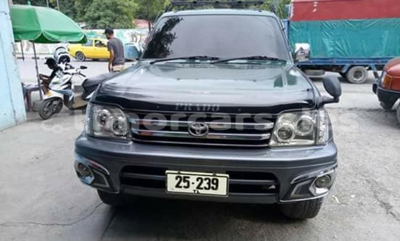 Buy Used Toyota LandcruiserPrado Other Car in Dili in Dili