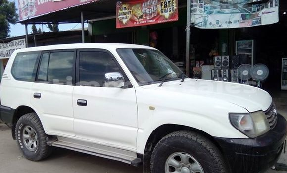 Buy Used Toyota Land Cruiser Prado Other Car in Metinaro in Dili