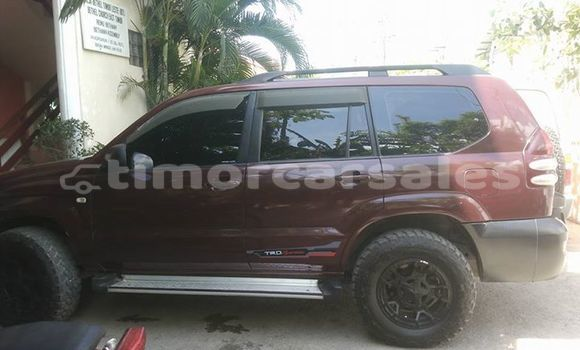 Buy Used Toyota LandcruiserPrado Other Car in Auba in Bobonaro