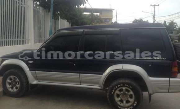 Buy Used Mitsubishi Pajero Other Car in Dili in Dili