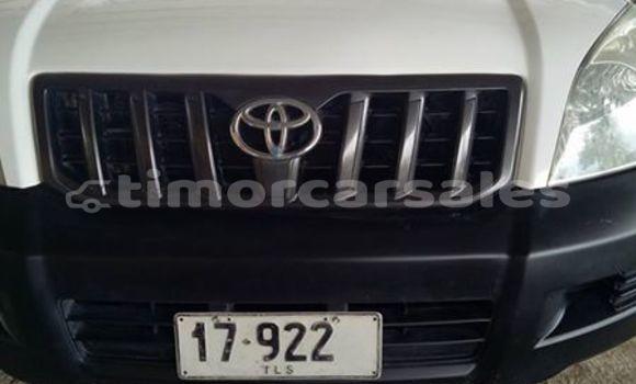 Buy Used Toyota Land Cruiser Prado Other Car in Dili in Dili