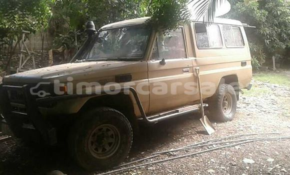 Buy Used Toyota Landcruiser Other Car in Same in Manufahi