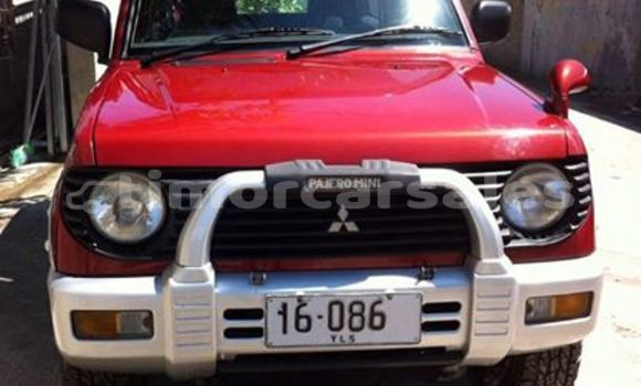 Buy Used Mitsubishi Pajero Other Car in Bazartete in Liquica