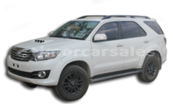 Buy Used Toyota Fortuner Other Car in Maliana in Bobonaro