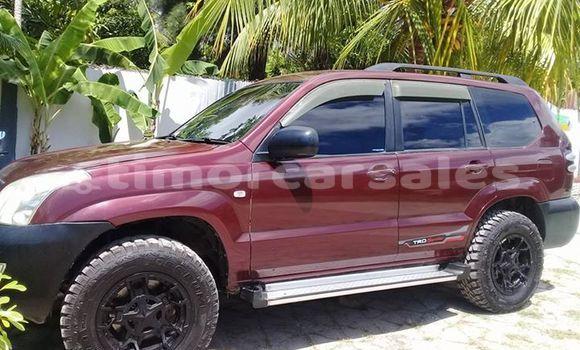 Buy Used Toyota LandcruiserPrado Other Car in Dili in Dili