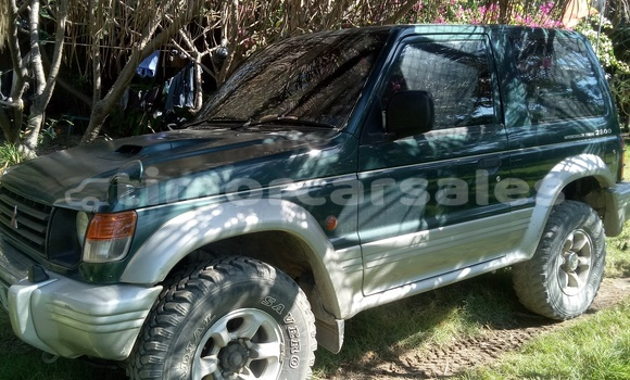 Buy Used Mitsubishi Pajero Green Car in Dili in Dili