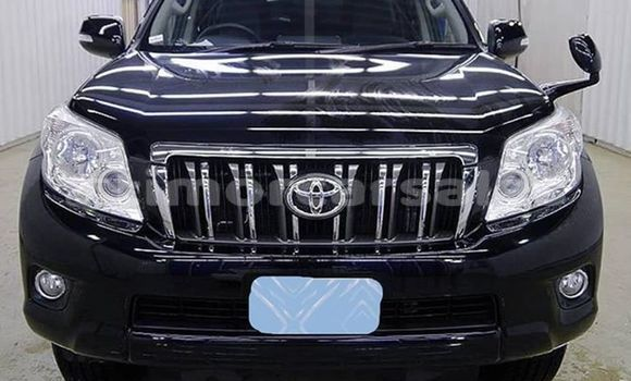 Buy Used Toyota Land Cruiser Prado Black Car in Dili in Dili
