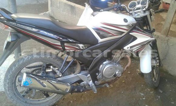 Buy Used Yamaha Vixion White Moto in Dili in Dili