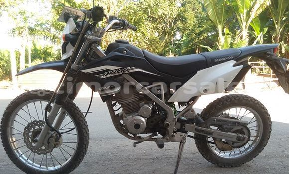 Buy Used Kawasaki KLX Black Moto in Dili in Dili