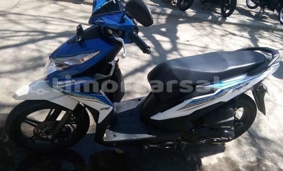 Buy Used Honda Beat White Moto in Dili in Dili