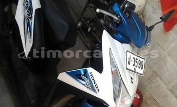 Buy Used Honda Beat White Bike in Dili in Dili