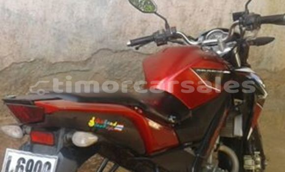 Buy Used Yamaha Vixion Red Moto in Dili in Dili