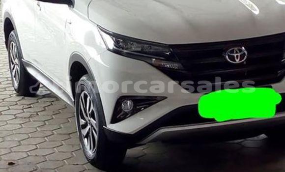 Buy Used Toyota Rush White Car in Dili in Dili