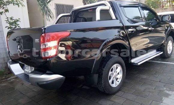Buy Used Mitsubishi Triton Black Car in Dili in Dili