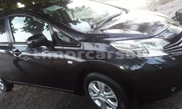 Buy Used Nissan Note Black Car in Dili in Dili