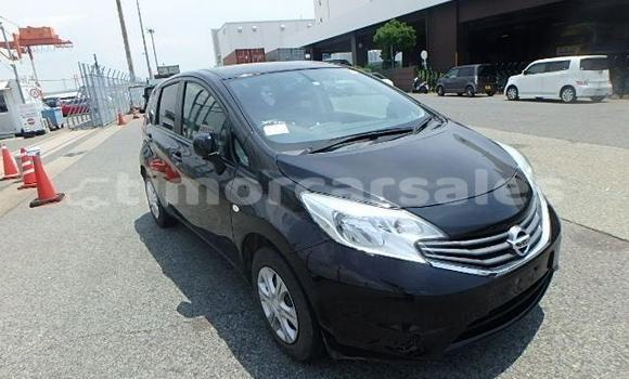 Buy Used Nissan Note Black Car in Dili in Dili
