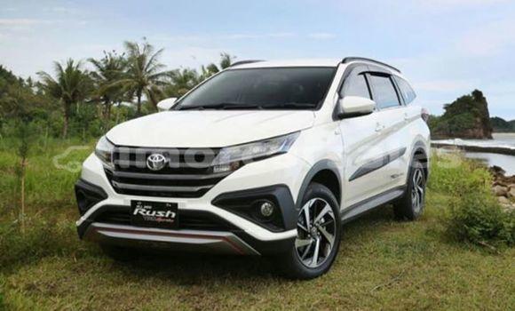 Buy Used Toyota Rush White Car in Dili in Dili