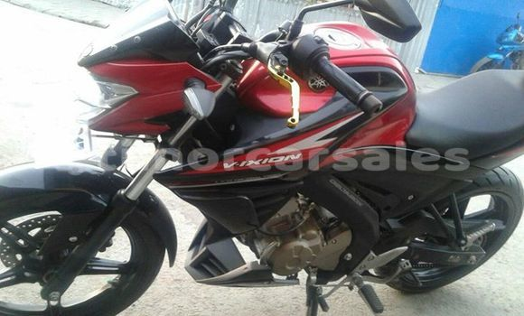 Buy Used Yamaha Vixion Red Bike in Dili in Dili