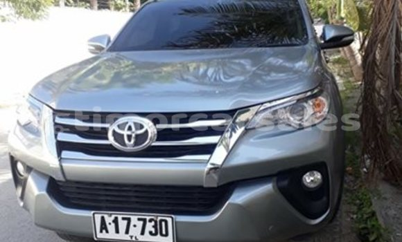 Buy Used Toyota Fortuner Silver Car in Dili in Dili