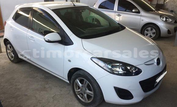 Buy Used Mazda Demio White Car in Dili in Dili