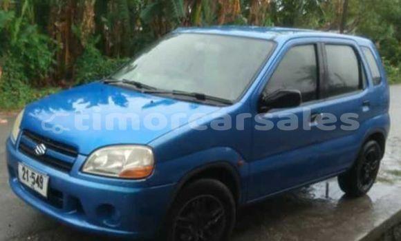 Buy Used Suzuki Ignis Blue Car in Dili in Dili