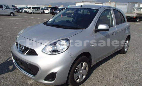 Buy Used Nissan March Silver Car in Dili in Dili