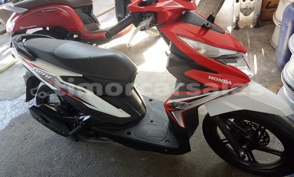 Buy Used Honda Beat Red Bike in Dili in Dili