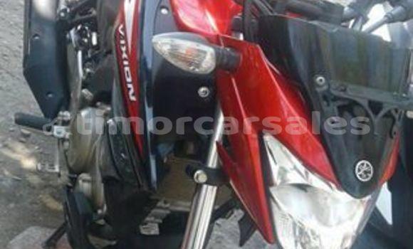 Buy Used Yamaha Vixion Red Bike in Dili in Dili