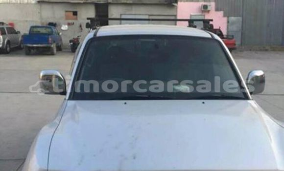 Buy Used Mitsubishi Pajero Silver Car in Dili in Dili