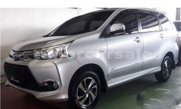 Buy Used Toyota Avanza Silver Car in Dili in Dili