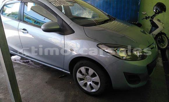 Buy Used Mazda Demio Silver Car in Dili in Dili