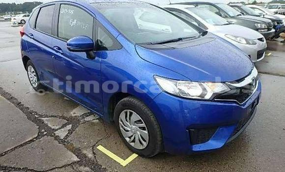 Buy Imported Honda Fit Blue Car in Dili in Dili