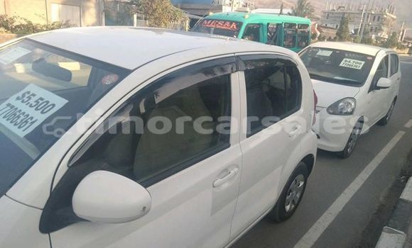 Buy Imported Toyota Passo White Car in Dili in Dili