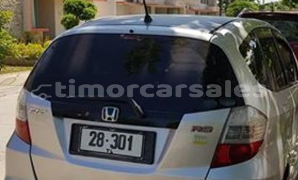 Buy Imported Honda Fit Silver Car in Dili in Dili