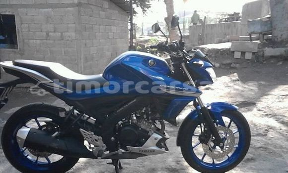 Buy Imported Yamaha Vixion Blue Bike in Dili in Dili