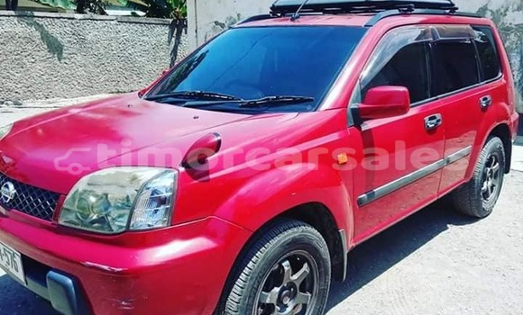 Buy Imported Nissan Xtrail Red Car in Dili in Dili