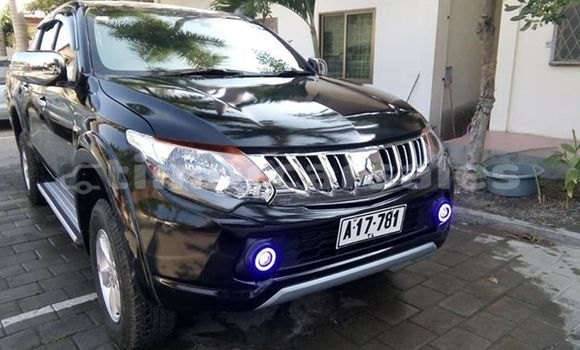 Buy Imported Mitsubishi Triton Black Car in Dili in Dili