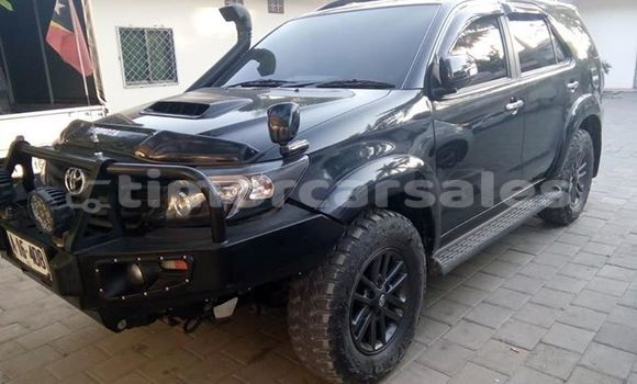 Buy Imported Toyota Fortuner Black Car in Dili in Dili