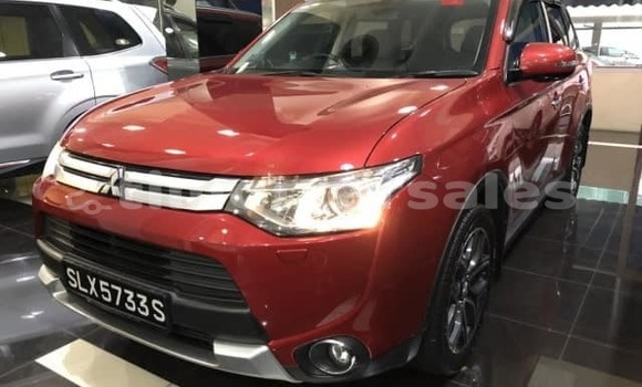 Buy Imported Mitsubishi Outlander Red Car in Dili in Dili