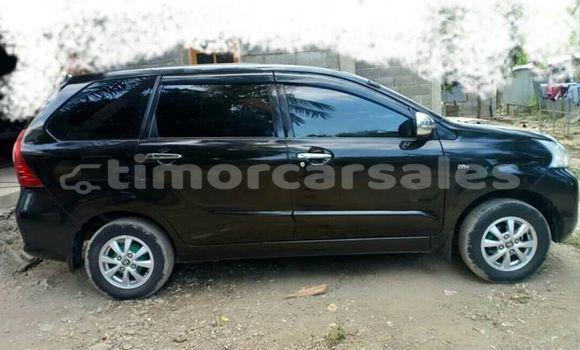 Buy Imported Toyota Avanza Black Car in Dili in Dili