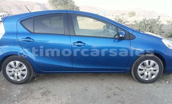 Buy Imported Toyota Aqua Blue Car in Dili in Dili