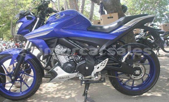 Buy Used Yamaha Vixion Blue Bike in Dili in Dili