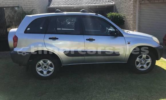 Buy Used Toyota RAV 4 Silver Car in Dili in Dili