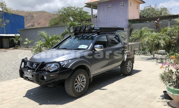 Buy Imported Mitsubishi L200 Brown Car in Dili in Dili