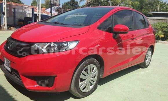 Buy Used Honda Jazz Red Car in Dili in Dili
