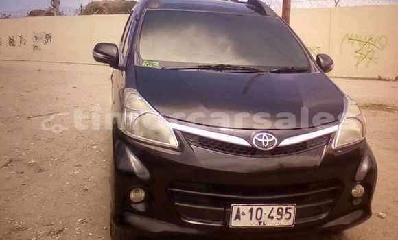 Buy Used Toyota Avanza Black Car in Dili in Dili
