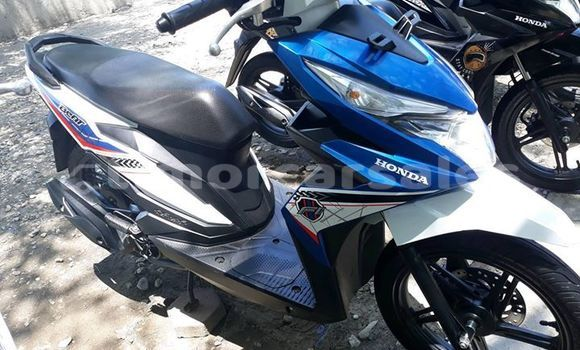 Buy Used Honda Beat Blue Bike in Dili in Dili