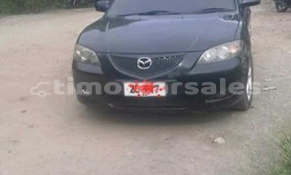 Buy Used Mazda Mazda 3 Black Car in Dili in Dili