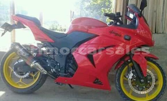 Buy Used Kawasaki Ninja Red Bike in Same in Manufahi