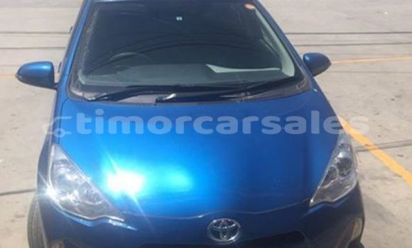 Buy Used Toyota Aqua Blue Car in Dili in Dili